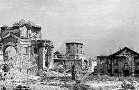 Ruiny kościoła i klasztoru