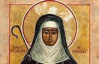Sw. Hildegarda z Bingen OSB