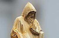 Św.Benedykt, patron Europy, patriarcha mnichów Zachodu