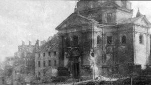 Z kroniki klasztornej – 25 sierpnia 1944