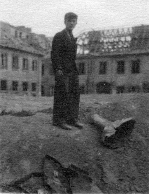 Przed klasztorem