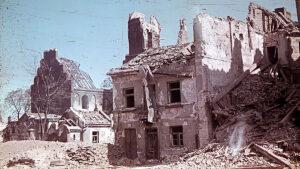 Z kroniki klasztornej – 17 sierpnia 1944