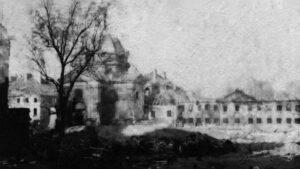 Z kroniki klasztornej – 15 sierpnia 1944