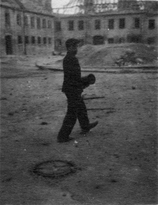 Rynek Nowego Miasta, sierpień 1944