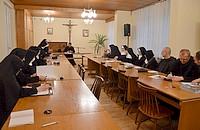 Spotkanie przełożonych zakonów benedyktyńskich w Loretto