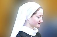 Obłóczyny S. Marii Teresy