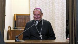 Wizyta Ks. Bp. Michała Janochy