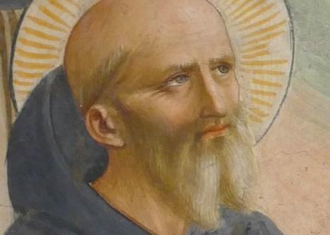 Święto przejścia do nieba świętego Benedykta