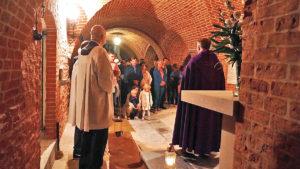 Msza za poległych w Powstaniu Warszawskim