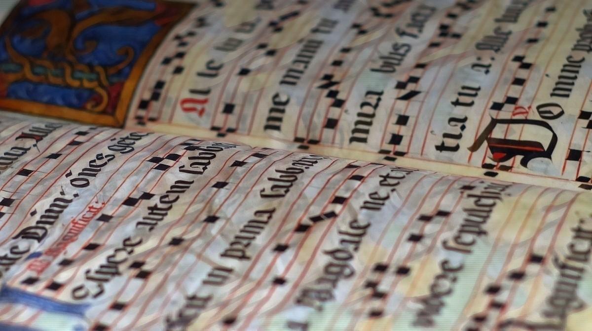 Gregorian chant course — Benedictine Nuns of the Bl  Sacrament