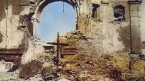 Msza św. za poległych w Powstaniu Warszawskim
