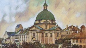 Spotkania z historią kościoła i klasztoru Benedyktynek Sakramentek