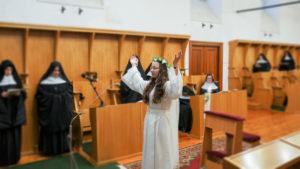 Profesja czasowa S. Marii Magdaleny